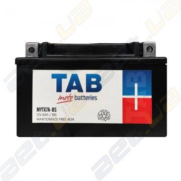 Аккумулятор TAB MYTX7A-BS AGM 6Ah 70A L+