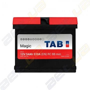 Аккумулятор TAB Magic 54Ah R+ 510 (EN) низкобазовый