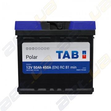 Автомобильный аккумулятор TAB Polar S 50Ah R+ 450A (En)