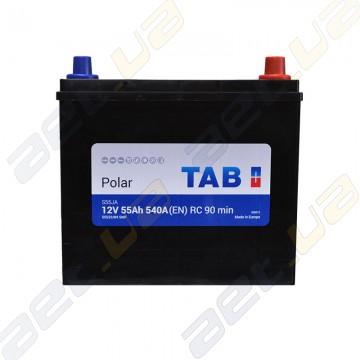 Аккумулятор TAB Polar 55Аh JR+ 540 (En)