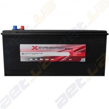 Грузовой аккумулятор Xforce 225Ah L+ 1300A