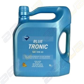 Aral Blue Tronic SAE 10W-40 5л