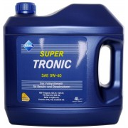 Моторное масло Aral Super Tronic 0W-40 (Low SAPS) 4л