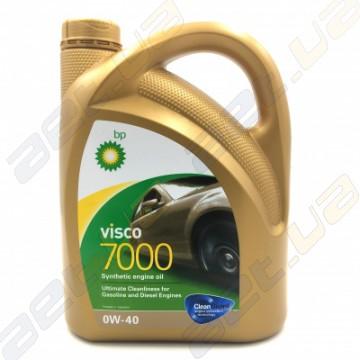 Моторное масло British Petroleum Visco 7000 0W-40 4л