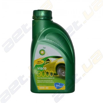 Моторное масло British Petroleum Visco 3000 10W-40 1л
