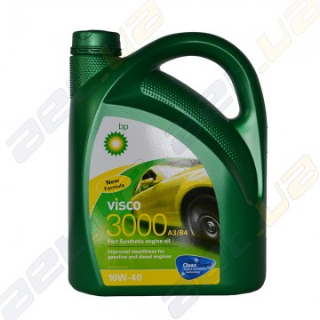 Моторное масло British Petroleum Visco 3000 10W-40 4л