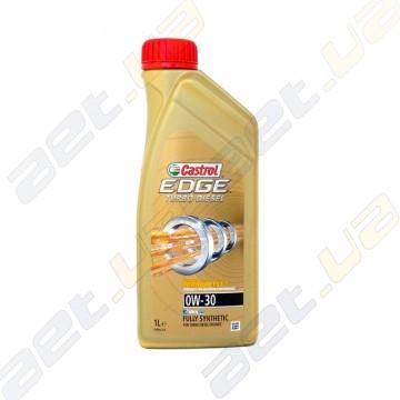 Моторное масло Castrol EDGE Turbo Diesel 0W-30 1л