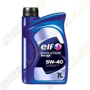 Моторное масло  Elf Evolution 900 NF 5W-40 1л