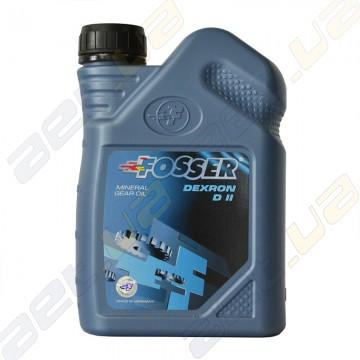 Трансмиссионное минеральное масло Fosser Dexron DII 1л
