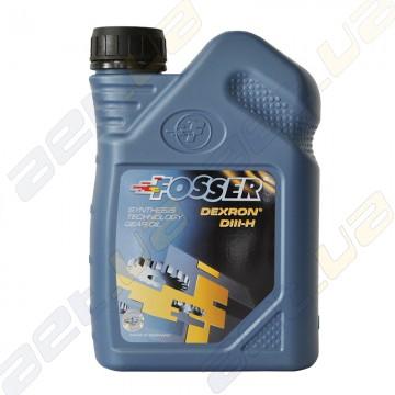 Трансмиссионное синтетическое масло Fosser Dexron DIII-H 1л