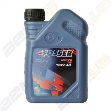 Полусинтетическое моторное масло Fosser Drive TS 10w-40 1л