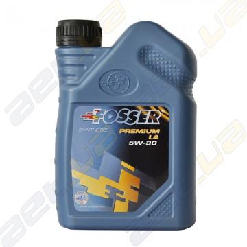 Синтетическое моторное масло Fosser Premium LA 5w-30 1л