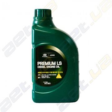 Моторное масло Mobis (Kia-Hyundai) Premium LS Diesel 5W-30 (520000111) 1л