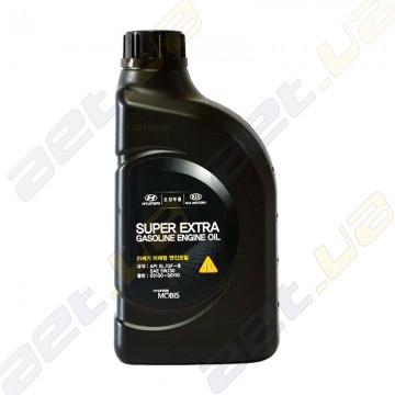 Моторное масло Mobis (Kia-Hyundai) Super Extra 5W-30 (510000110) 1л