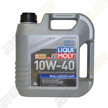 Моторное масло Liqui Moly MoS2 Leichtlauf 10W-40 4л