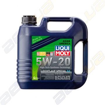 Моторное масло Liqui Moly Leichtlauf Special AA 5W-20 4л