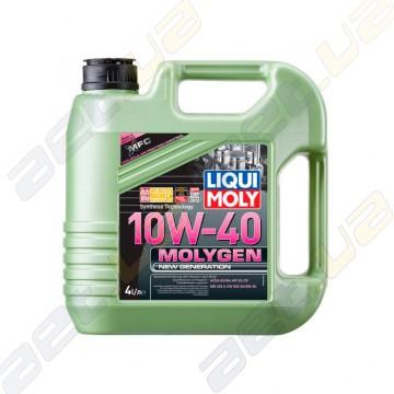 Моторное масло Liqui Moly Molygen 10W-40 4л