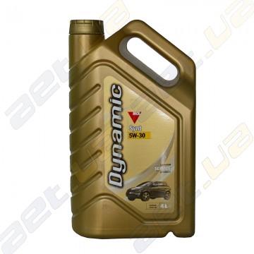 Моторное масло MOL Dynamic Synt 5W-30 4л
