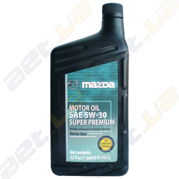 Моторное масло Mazda Super Premium 5W-30 1л