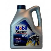 Моторное масло Mobil Super 1000 10W-40 4л