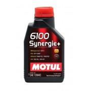 Моторное масло Motul 6100 Synergie + 10w40 – 1 л