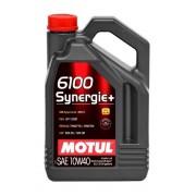 Моторное масло Motul 6100 Synergie + 10w40 – 5 л