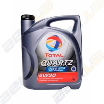 Моторное масло Total Quartz INEO ECS 5W-30 5л