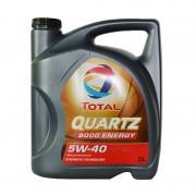 Моторное масло Total Quartz Energy 9000 5W-40 5л