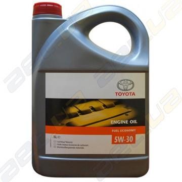 Моторное масло Toyota Fuel Economy 5W-30 5л