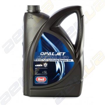 Cинтетическое моторное масло Unil Opaljet Special LGO 3 5w-30 CF/SL 5л