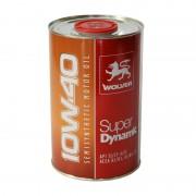 Моторное масло Wolver Super Dynamic 10W-40 1л