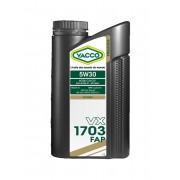 Моторное масло YACCO VX 1703 FAP 5W30 – 1 л