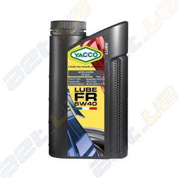 Моторное масло YACCO LUBE FR 5W-40 - 1 л