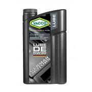 Моторное масло YACCO LUBE DE 5W-30 - 2 л