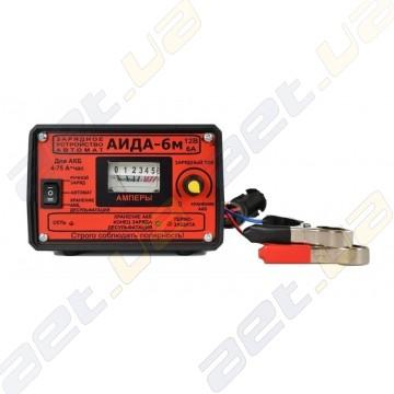 Зарядное устройство-автомат «АИДА-6м» для авто аккумуляторов