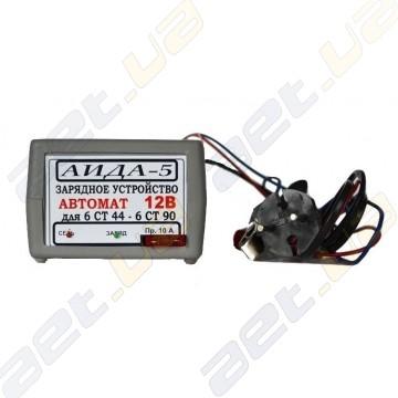 """Зарядное импульсное устройство """"АИДА-5"""" для авто аккумуляторов"""