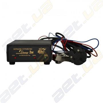 Зарядное устройство Днепр 1М для АКБ от 15 до 60 Ач.