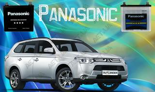 Автомобильные аккумуляторы Panasonic в Киеве